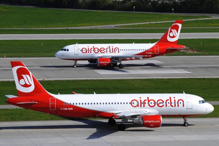 Air Berlin insolvable, Ryanair dépose une plainte pour entrave à la concurrence