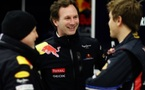 Christian Horner, taille patron