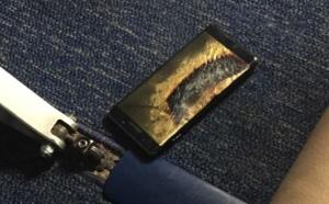 Samsung de nouveau dans la tourmente avec le Galaxy Note7