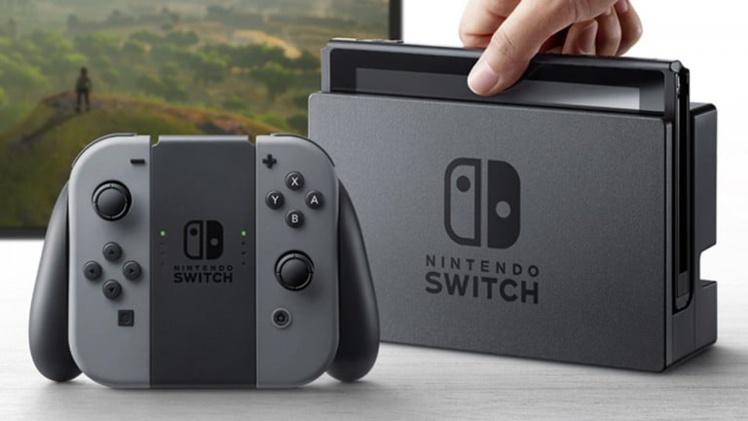 Nintendo : le pari de la Switch