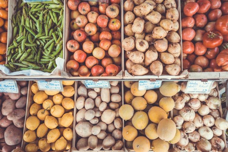 Fruits et légumes : les prix baissent de 7,5 % sur un an