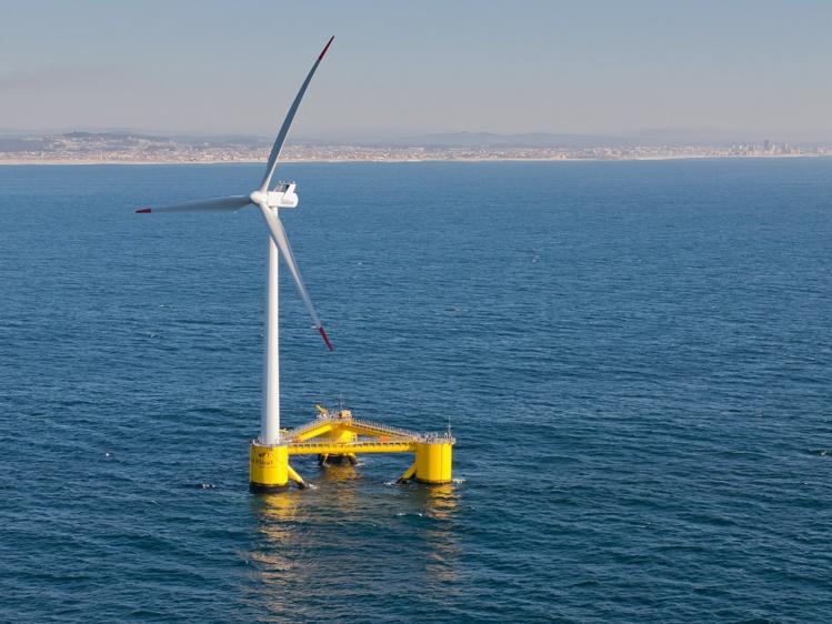 Saint-Nazaire, l'éolien offshore a le vent en poupe