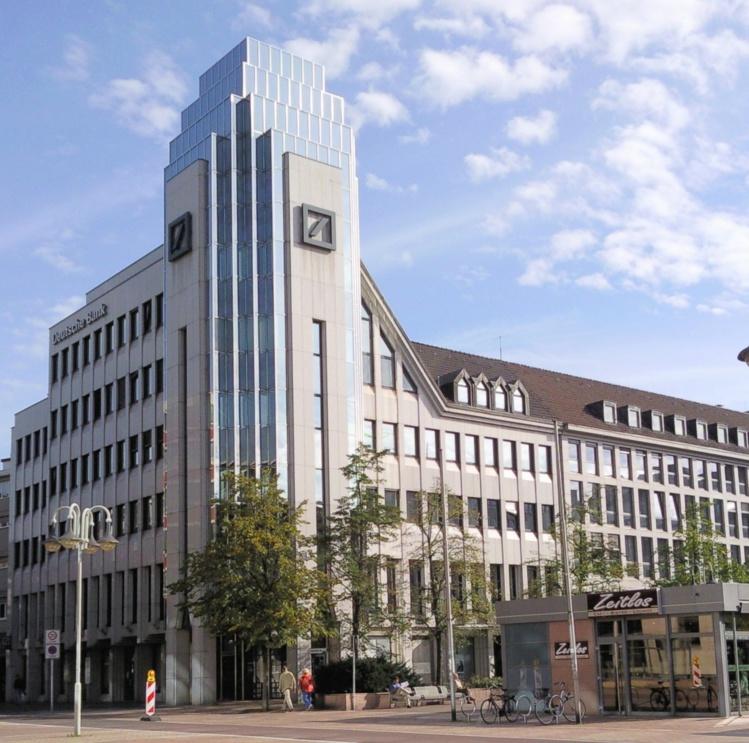 La Deutsche Bank va supprimer 20% de ses effectifs