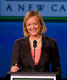 Meg Whitman, ex-patronne d'eBay, à la tête de Hewlett-Packard