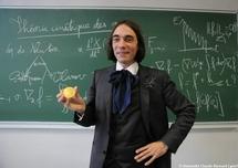 Cédric Villani, ou les mathématiques distinguées