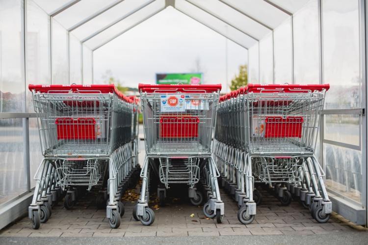 En 2020, les commerces alimentaires ont tiré leur épingle du jeu
