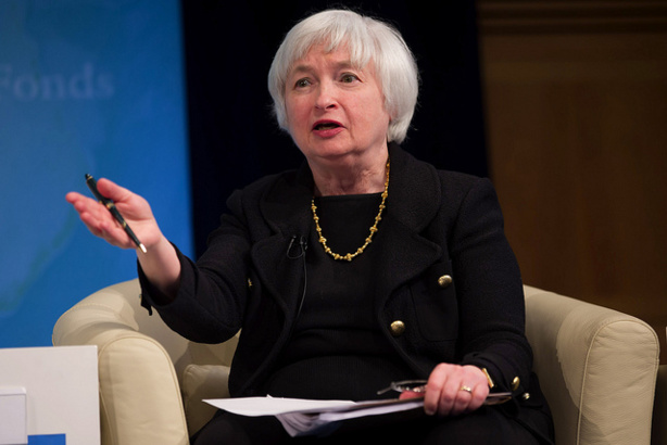 A 67 ans, Janet Yellen pourrait bien remplacer Ben Bernanke à la tête de la FED.