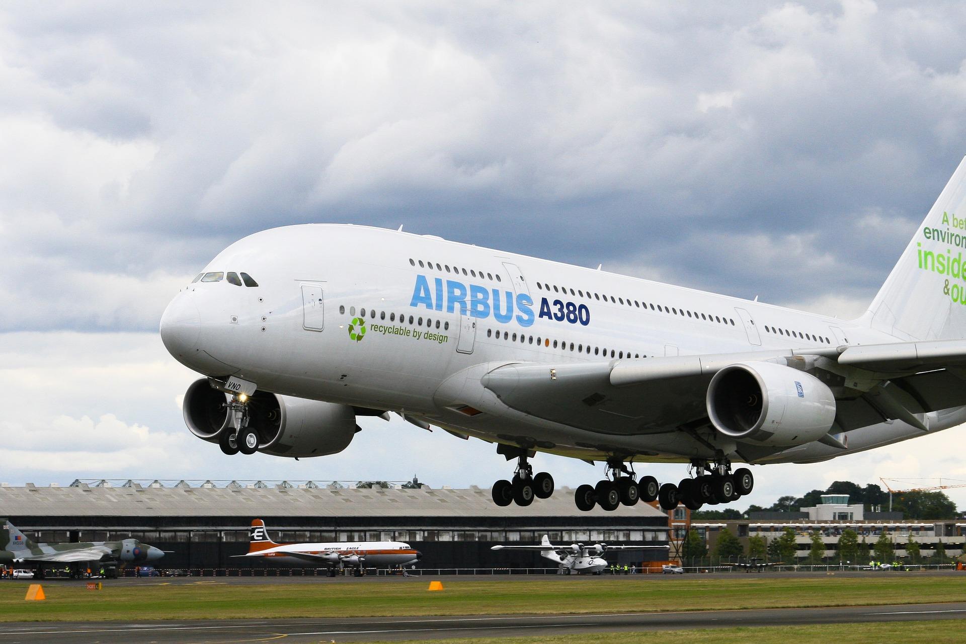 Airbus : le programme A380 menacé de fermeture