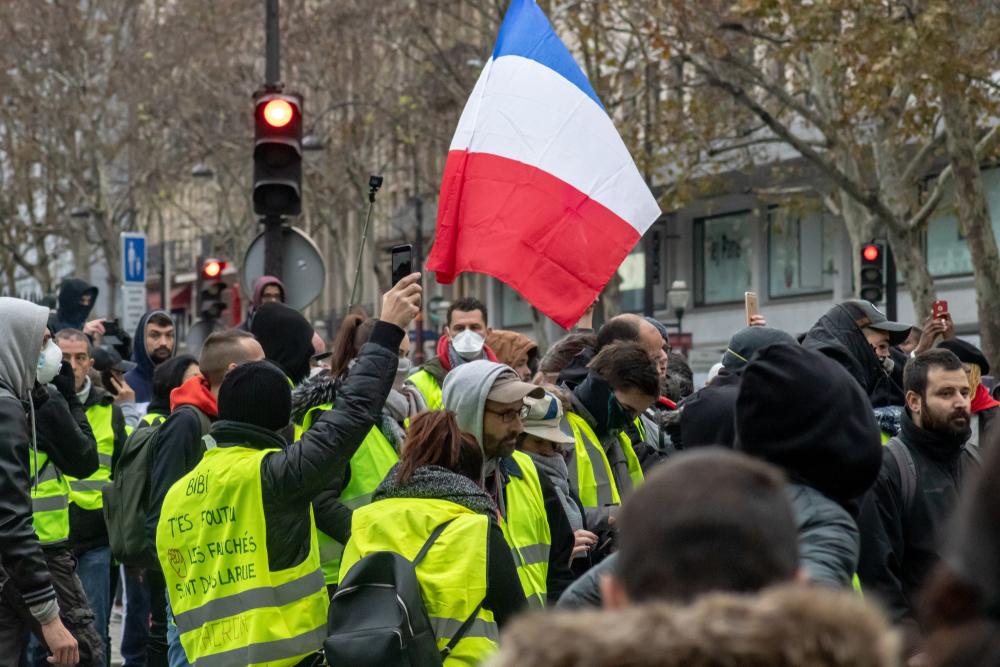 Les Gilets jaunes auraient coûté 2,5 milliards d'euros à la France