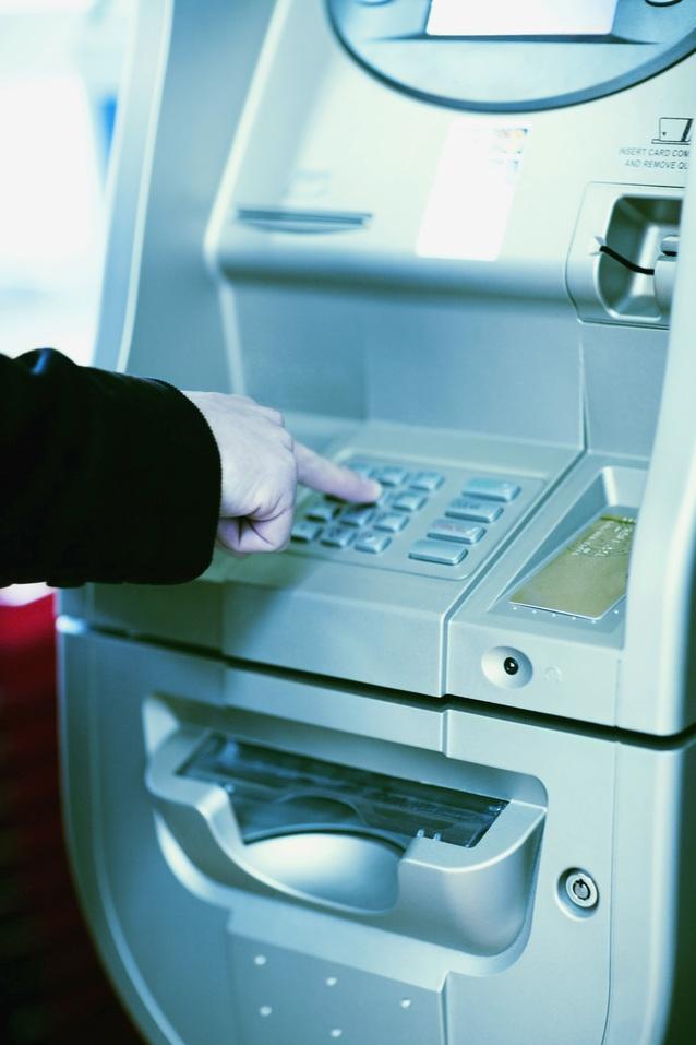La protection des distributeurs automatiques de billets (DAB)