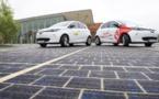 La région parisienne se dotera de routes photovoltaïques