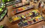 Chers cinq fruits et légumes par jour