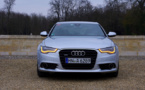 Pour conquérir le marché de l'automobile haut de gamme Audi s'allie à Google