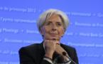 Christine Lagarde pressentie pour se candidater à la tête de l'Union Européenne