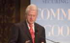 Bill Clinton estime que les Etats-Unis doivent garder le contrôle d'internet pour en garantir la liberté