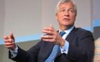 Jamie Dimon, PDG de JPMorgan, atteint d'un cancer de la gorge