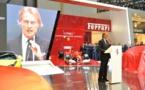 Automobile : le patron de Ferrari quitte la marque au cheval cabré