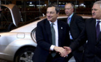 Mario Draghi : «nous avons besoins d'une France forte»
