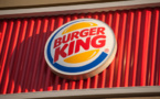Burger King a ouvert son premier restaurant en Inde