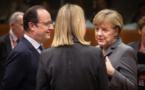 François Hollande plaide pour un gouvernement de la zone euro