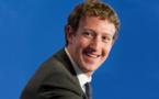 Mark Zuckerberg est la neuvième fortune mondiale