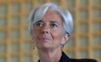 Christine Lagarde prédit un ultérieur ralentissement de la croissance mondiale