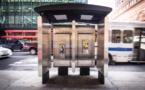 À New York, les cabines téléphoniques se transforment en hotspots Wi-Fi