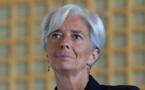 Le FMI sera dirigé par Christine Lagarde encore cinq ans
