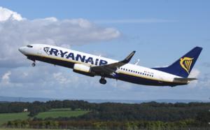 Ryanair : des investissements en France pour doubler le nombre de passagers
