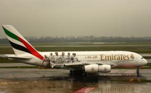 Emirates sauve l'A380