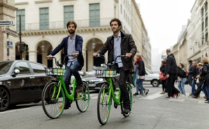Les vélos en libre service de Gobee.bike se retirent de France