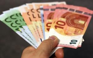 1 Français sur 10 gagne moins de 1 136 euros par mois
