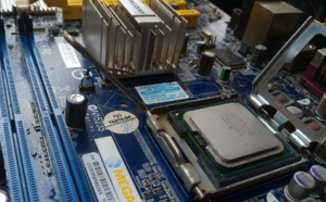 Démission surprise de Brian Krzanich, le PDG d'Intel