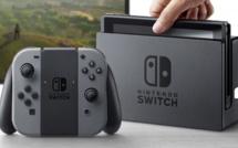 Nintendo : le pari de la Switch
